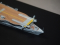 独空母グラーフ・ツェッペリン艦首1