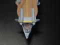 独空母グラ―フ・ツェッペリン艦首2