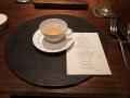 食前茶&メニュー