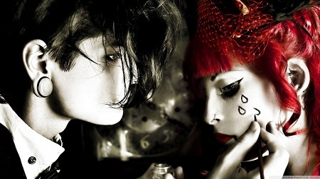 black_tears-wallpaper-1366x768 シャーペン