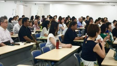 100人セッション9月18日前里光秀研究所 (1)