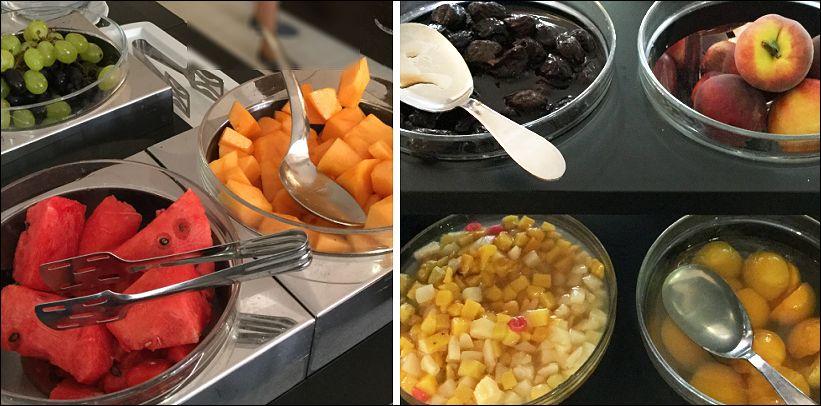 ミラノガーデンイン朝食9