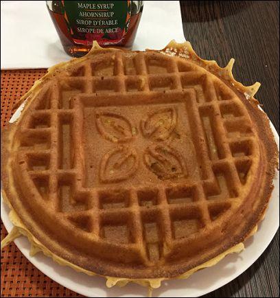 ミラノガーデンイン朝食13