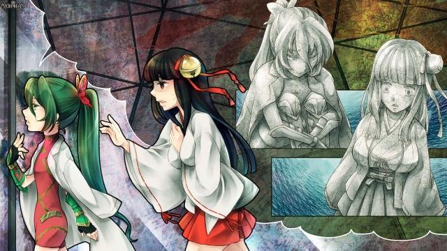 鏡の迷宮のメデューサ2