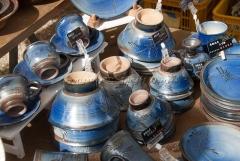 壺屋やちむん通り祭り やちむん 焼き物