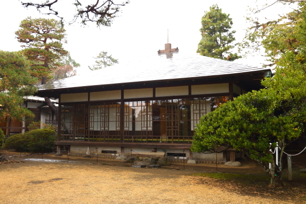 旧大隈重信邸・神代の間(外観)