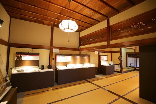 旧大隈重信邸・富士の間