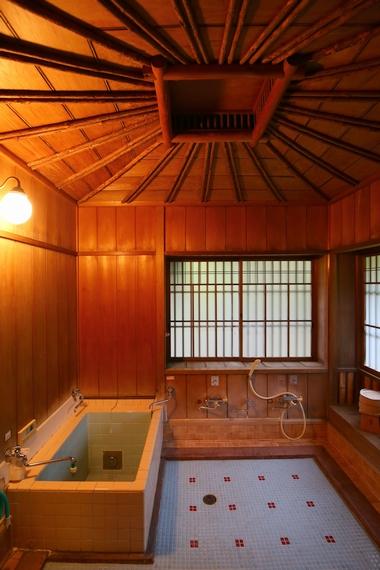 旧陸奥宗光邸・浴室