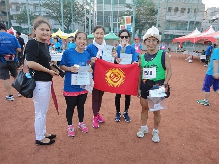 キルギスチーム