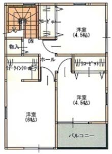 小倉参考間取_2F