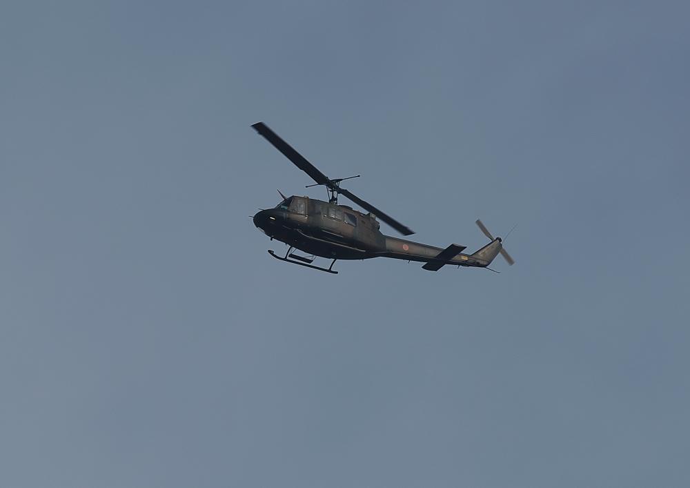 ヘリコプター (1)