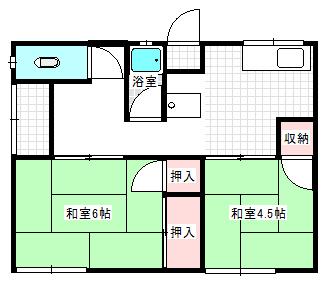 小野道治様貸家933-1・933-2