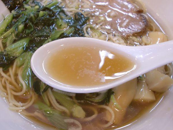 万来之陣@御茶ノ水・20170606・スープ