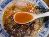 博多食堂@渋谷・20170711・スープ