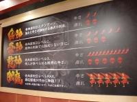 壱角家RED@渋谷・20170820・辛さ