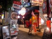 NSTA@原宿・20171017・飲食街
