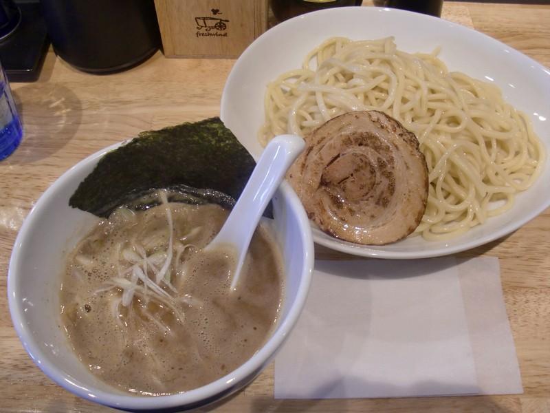Azzurri@中野・20171029・つけ麺