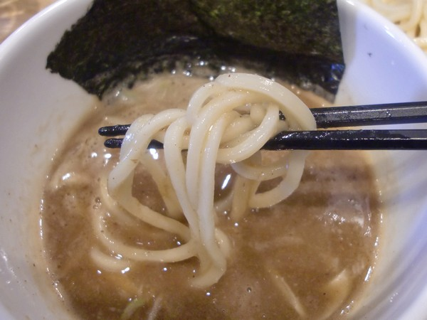 Azzurri@中野・20171029・麺あげ