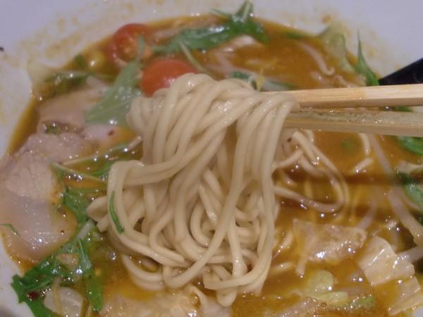 ソラノイロ@京橋・20171123・麺