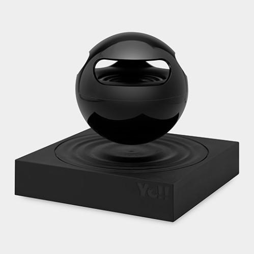 ワイヤレススピーカー ホバリック ブラック 2016 Hoveric(ホバリック)