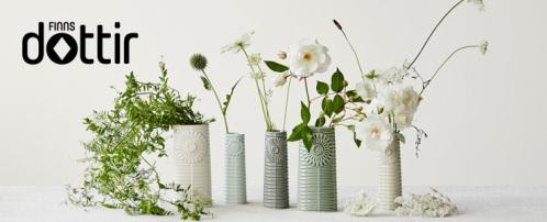 FINNSDOTTIR(フィンドットワー) -Pipanella Flowers フラワーベース L FINNSDOTTIR(フィンドットワー)