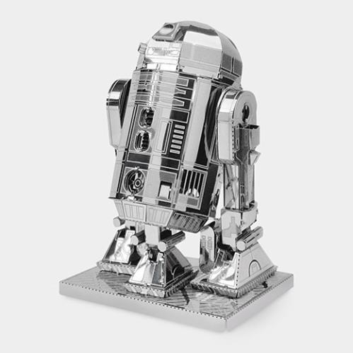 メタリック ナノパズル R2-D2