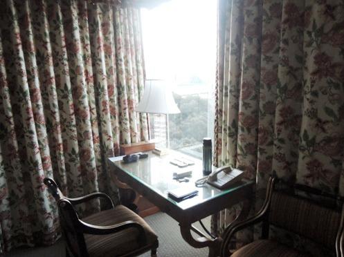 ホテル椿山荘東京 プライムクラシックエグゼクティブスイートキング シティビュー 宿泊レポート (part3)