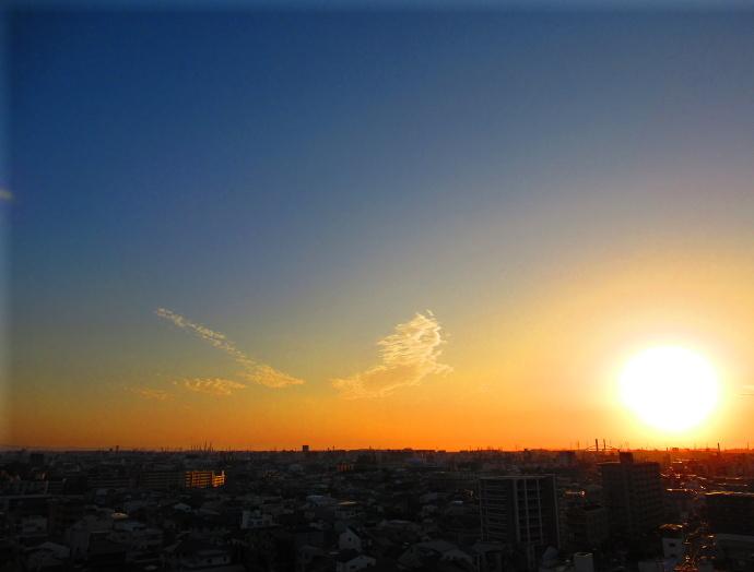 170929夕陽 (1)