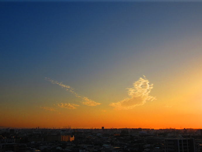 170929夕陽 (2)