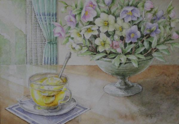 午後の紅茶 1901
