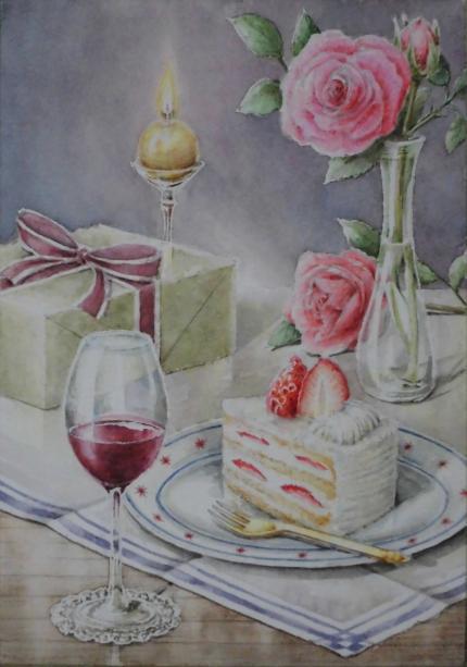 ショートケーキ 1902