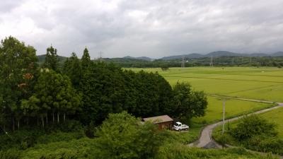 伊賀の田園風景