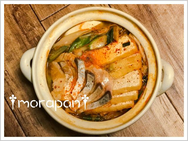 171110 鰤キムチ鍋