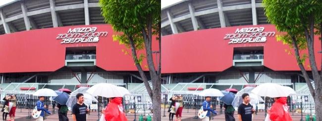 MAZDA ZOOM-ZOOM スタジアム 広島 2017.9.17①(平行法)