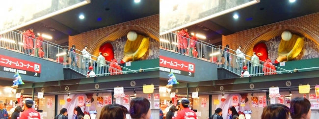 MAZDA ZOOM-ZOOM スタジアム 広島 2017.10.21④(交差法)