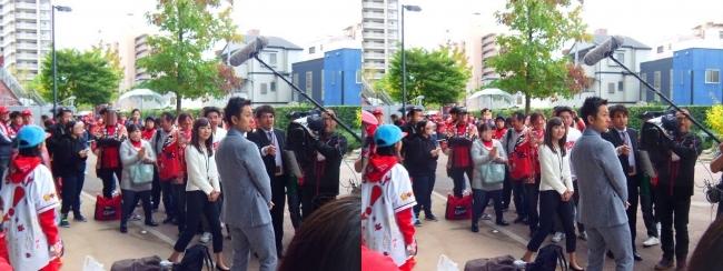 MAZDA ZOOM-ZOOM スタジアム 広島 2017.10.21『フロントドア』インタビュー④(交差法)