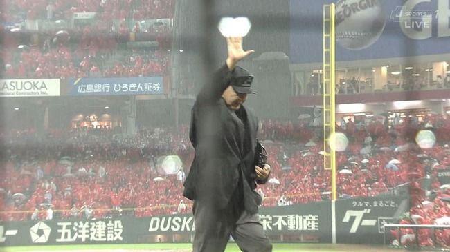 CSファイナル開幕戦雨天コールドゲーム