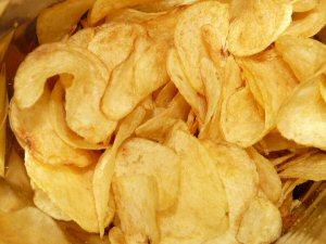 300 potato chips