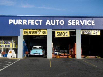 01 400 PURRfect Auto Service