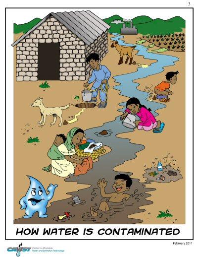 05 400 water contaminated