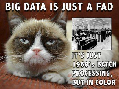 08 400 Big Data is Fad