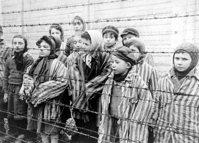 400 children in the halocaust