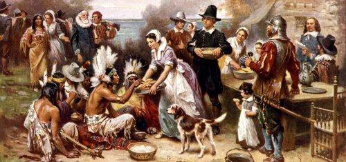 06 500 Thanksgiving 返礼