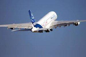 02 300 jet take off