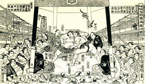 06 500 M32 大相撲取組の図