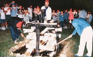 03 300 1996 BonFireStartCeremony