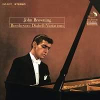 John Browning - CD02 Beethoven Diabeli Variations
