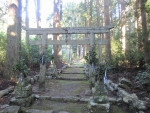 義長神社の大祭1