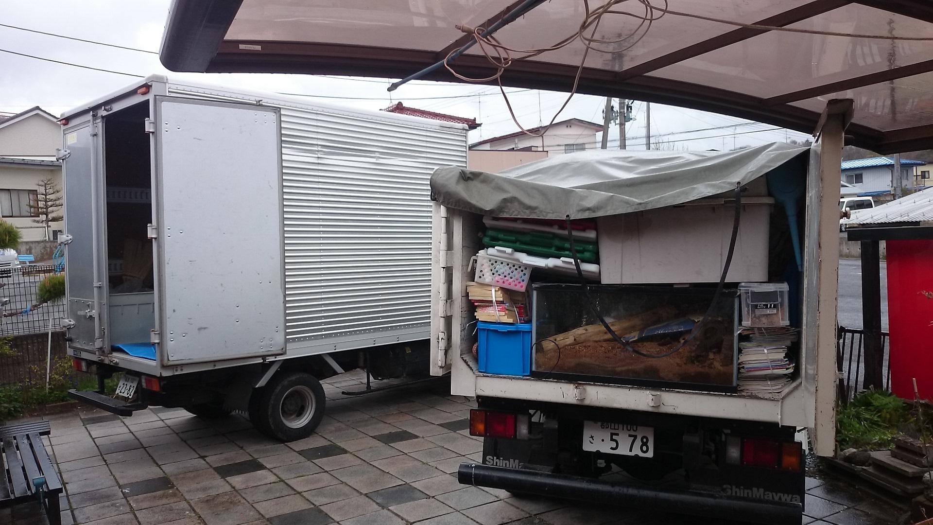 倉庫の不用品回収