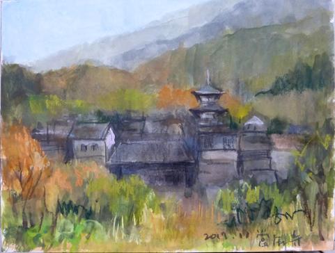 20171110 當麻寺